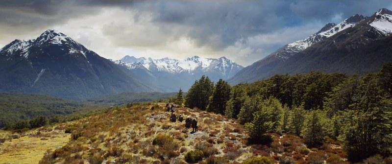 El Hobbit Localizaciones Película