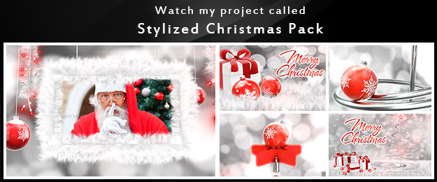 Stylized Christmas Pack