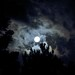Night Sky - 18.12.2013 - 8.51pm by Brissy Girl - Jan Anderson