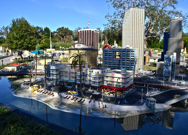 Legoland, Florida - Miniland - miami beach