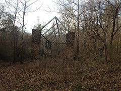Ruffs Mill Factory Ruins