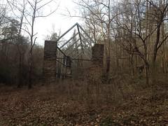Ruffs Mill Factory Ruins