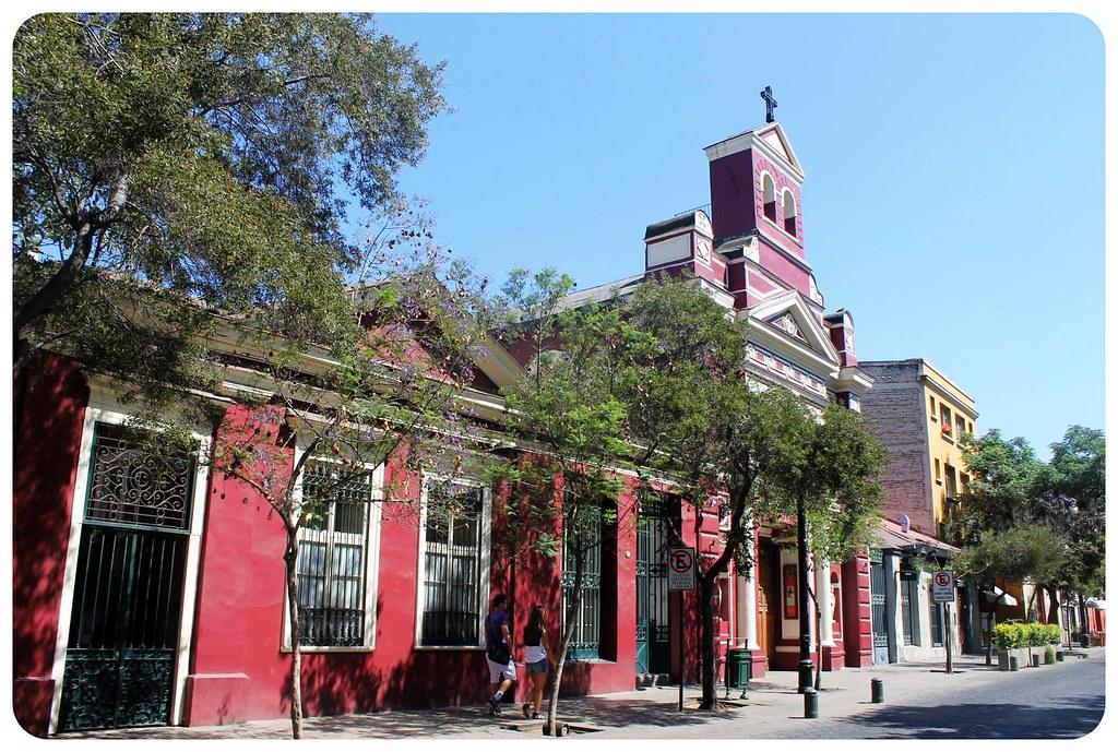 11 santiago lastarria church