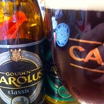 ベルギービール大好き!!グーデンカロルス・クラシックGouden Carolus Classic