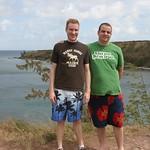 Me, Rocco in Maui