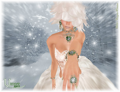 Nashira  For Vintage Jewels by ♥Caprycia♥