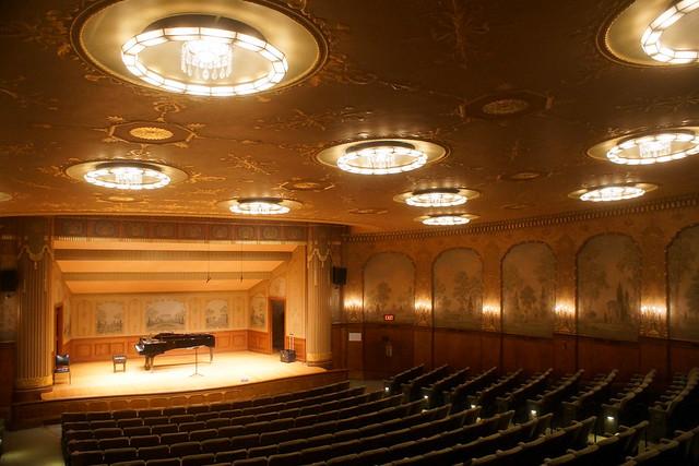 Reinberger Chamber Hall