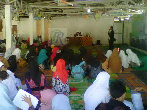 Remaja Masjid Ruhamah Takengon Gelar Lomba Da'i Cilik