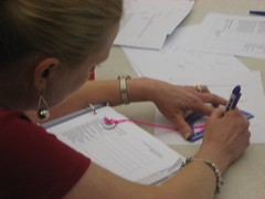At every planning meeting and every day of the Summer Institute there is an opportunity to learn more mathematics. (Summer 2011)