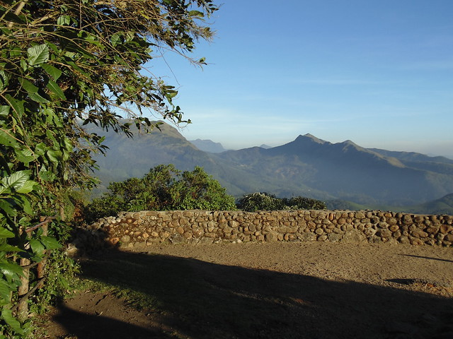 Rest Point, Eravikulam National Park, Munnar