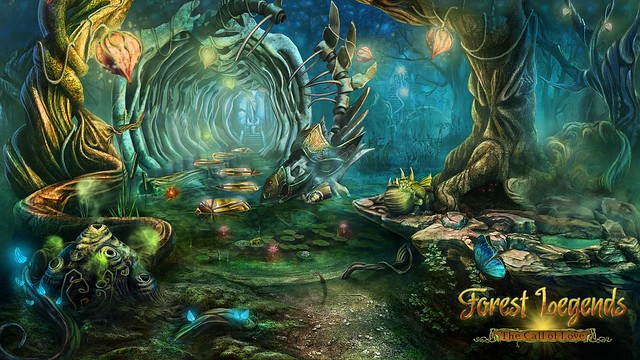 Forest Legends: The Call of Love on PS3