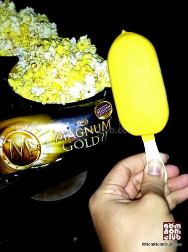 Magnum Gold revealed