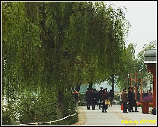 杭州 西湖 (其他景點) - 091 (湖濱路的湖畔與北山路的交界點)