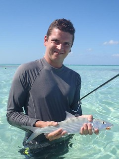 Grand Cayman Fly fishing