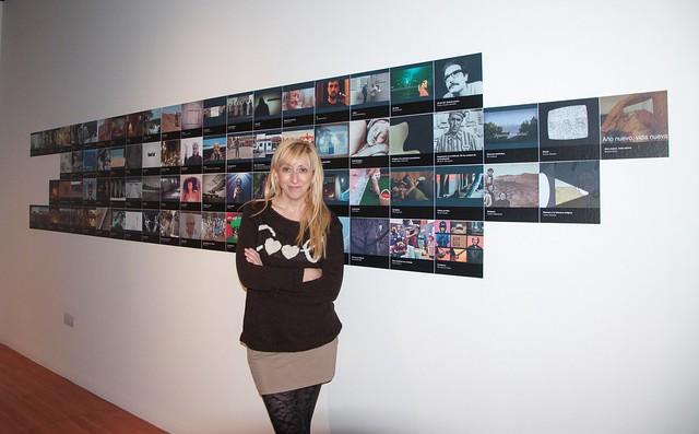 Vicky Calavia - ProyectAragón - Exposición