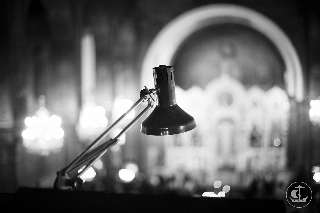15 февраля 2014, Открытие года преподобного Сергия Радонежского в Санкт-Петербурге / 15 February 2014, The opening of the year of the Venerable Sergius of Radonezh in Saint-Petersburg