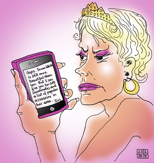 Wicked Queen gets an iPhone
