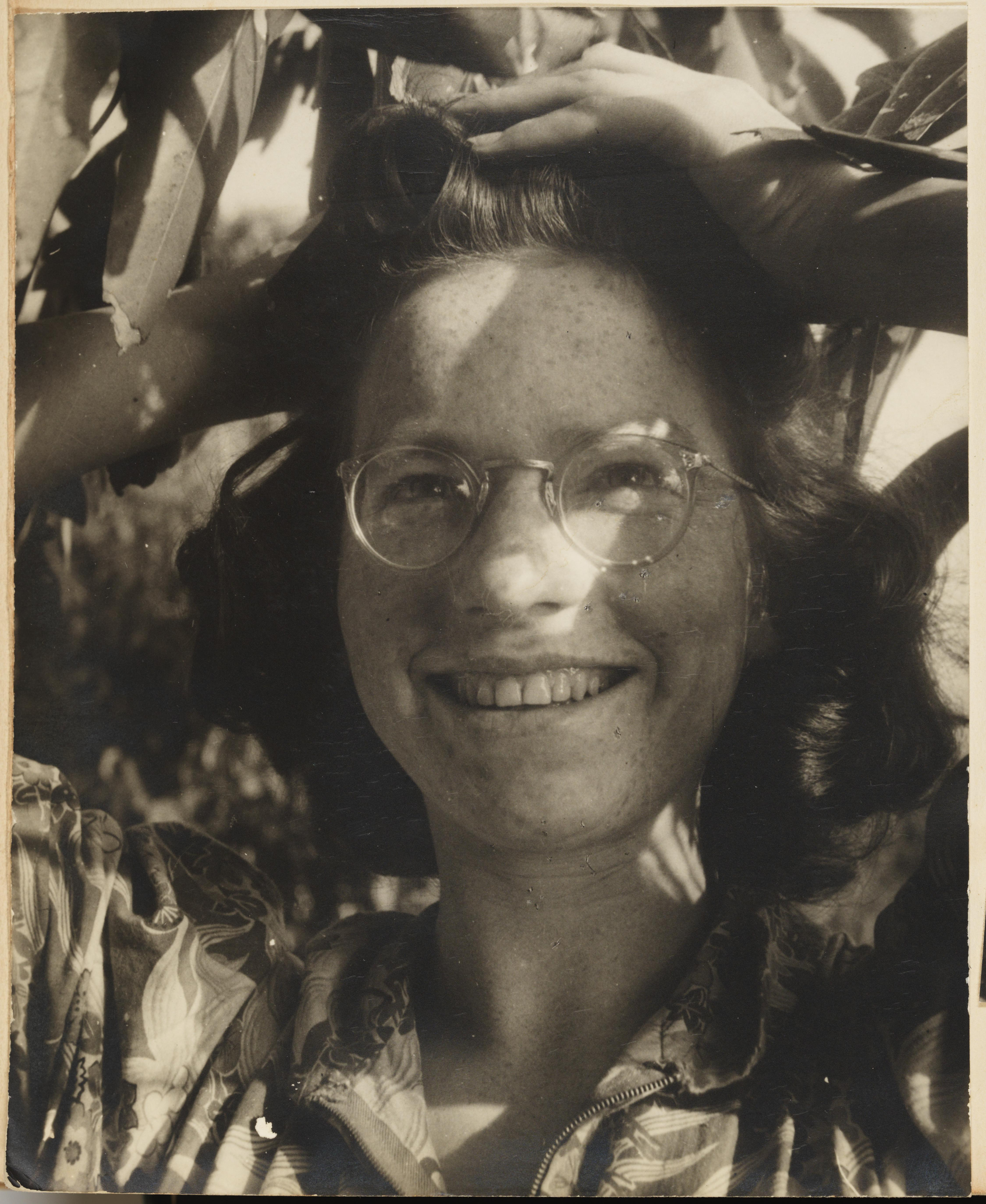 Una Dodd from Camping trips on Culburra Beach by Max Dupain and Olive Cotton