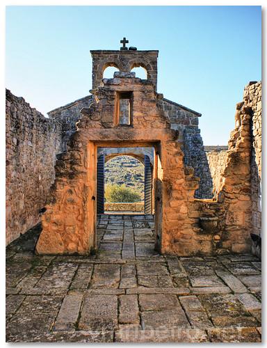 Interior da Igreja de Santa Maria do Castelo by VRfoto