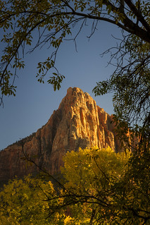 Watchman - Zion National Park - 10-18-13  -  Explore!  01