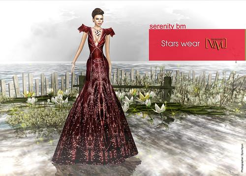 [VM] VERO MODERO Stars wear [VM] - Serenity BM