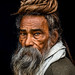 Portrait of a Sadhu by Rakesh JV