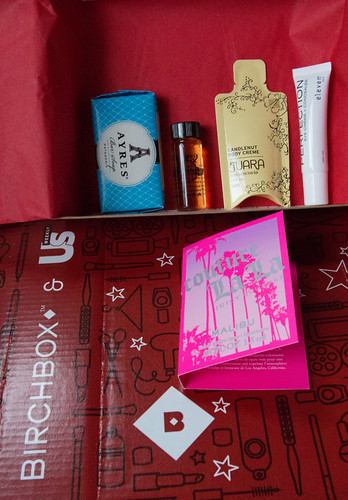 Birchbox Beauty Box February 2014
