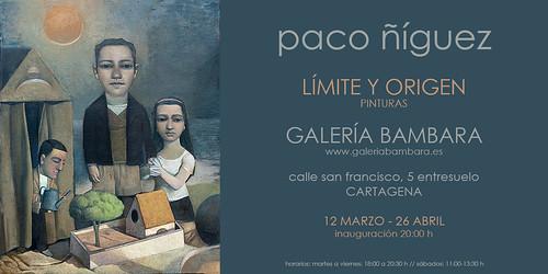 Límite y origen by Andrés Ñíguez