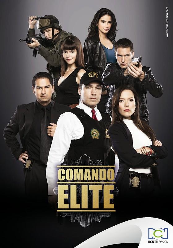 Comando Elite HD 84 capitulos 720p [Serie Completa]