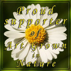 Art Grown in Nature Support