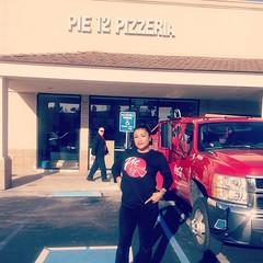 #GoodMorning #TGIF #ThankGodItsFriday #AtWork #GrandOpening #Pie12 #Pie12Pizzeria #WorkingWoman #Hired #AmazonWoman #GourmetPizza #employed #iGotAJob  #Pizza #Pizzeria #Fresh #PizzaMaker  #JessiVMusic (^_-) \m/ #itWorksifYouWorkit #OneDayAtATime #feelingA