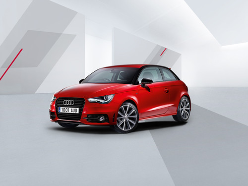 Audi A1 Adrenalin