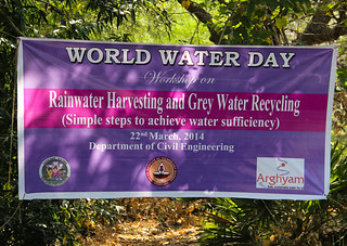 Celebrating World Water Day 2014