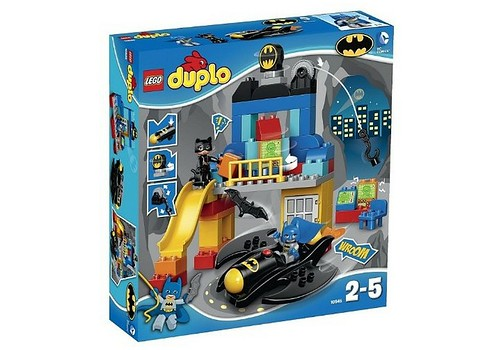 10545 Batcave Adventure BOX