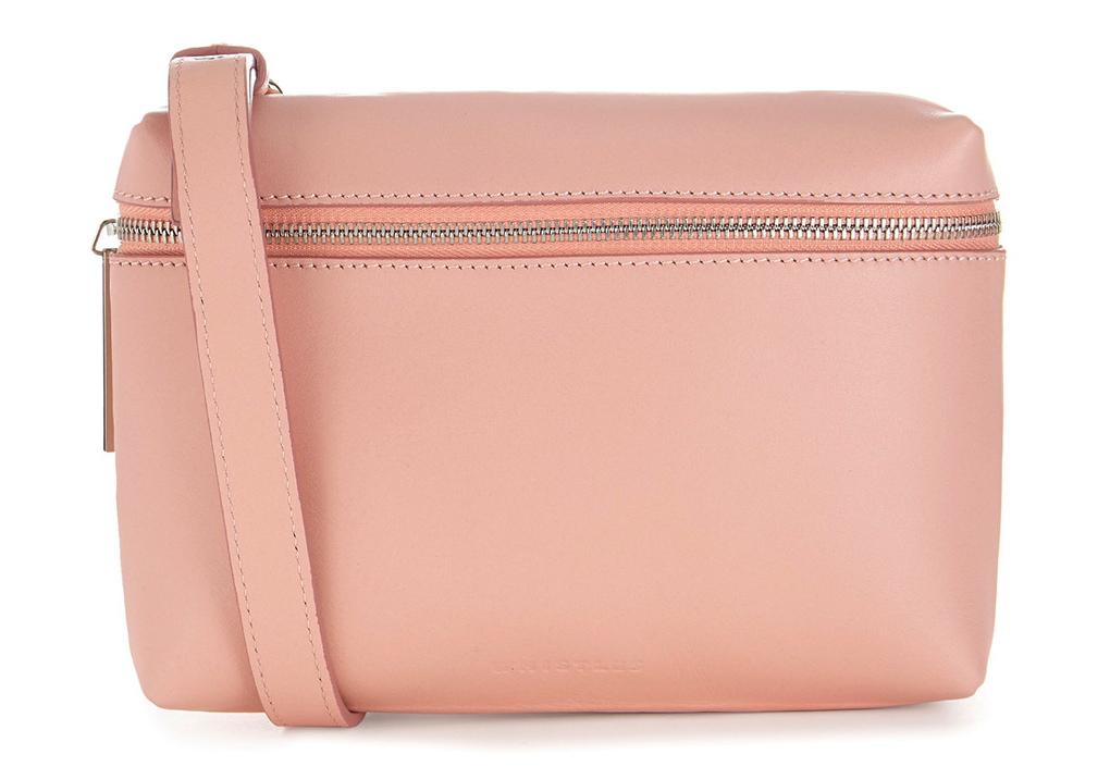 whistles agnete pink camera bag
