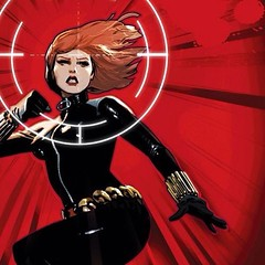 Black Widow by Daniel Acuna. #comicbooks