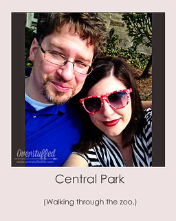 NYC Selfie Central Park Zoo