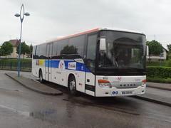 Setra S 415 UL n°M206  -  Gare SNCF Ingwiller
