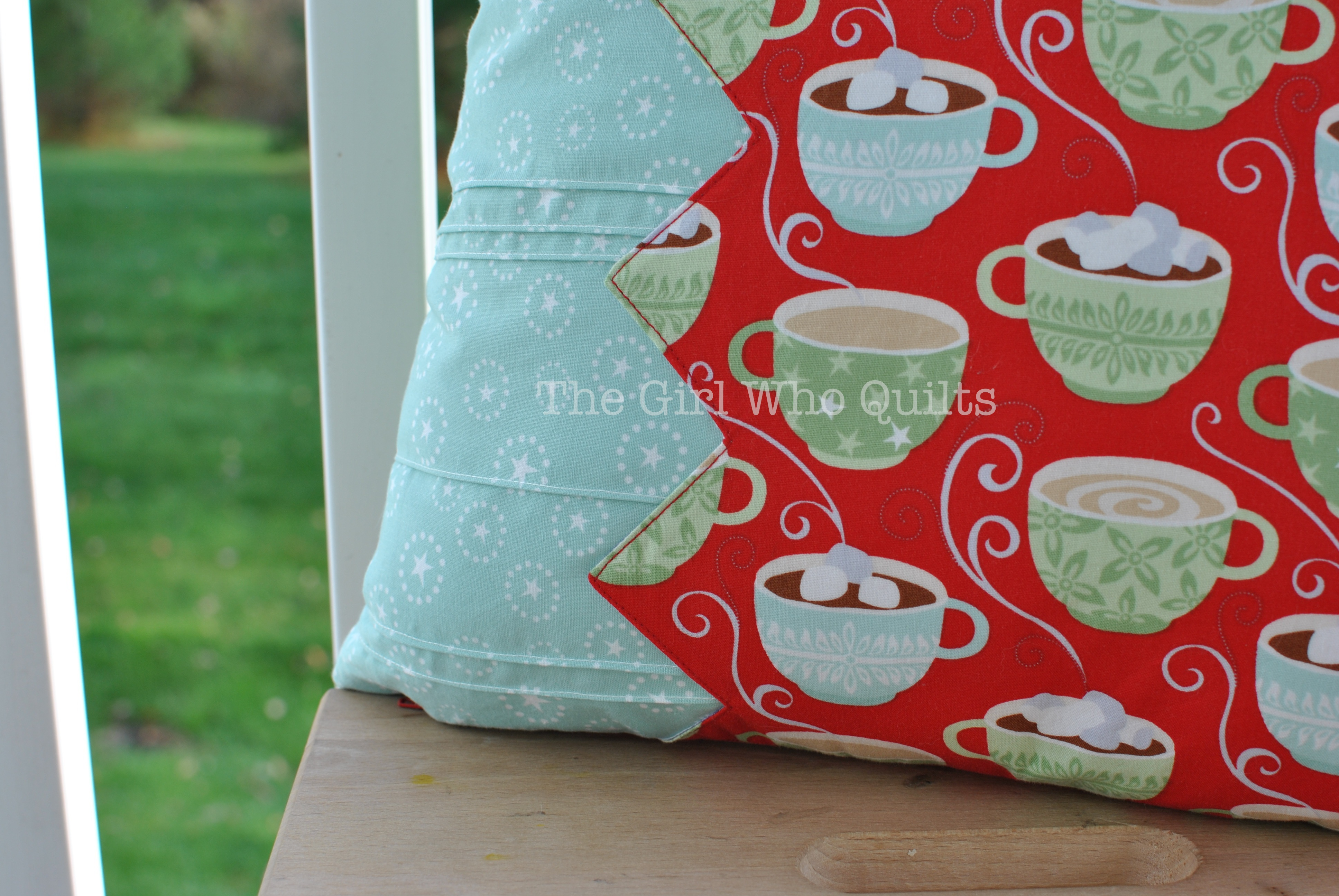 Christmas Gathering Place Pillows