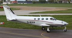 D-IEFP Cessna 340A on 30 April 2014