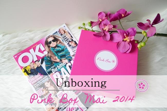 Unboxing Pinkbox Mai 2014 (1)