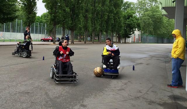 Zweikampf Mehmet und Martin