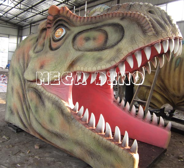 T-Rex Head Entrance for Sale