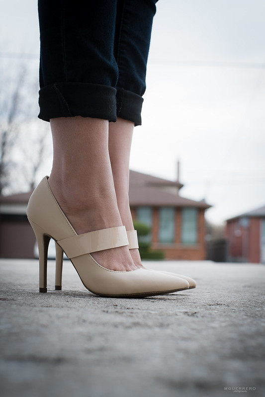 forever 21 minimalist pumps