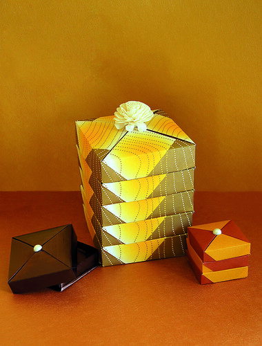 Origami Tower Box (Winson Chan)