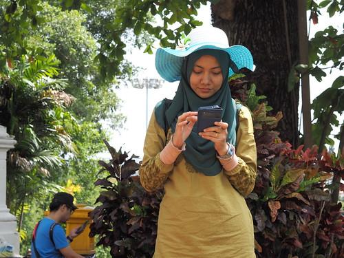 Smartphone | St. Paul Hill - Malacca