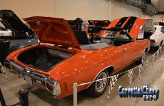 1970 Chevrolet Chevelle owned by Bob Meize at the Houston Corvette Chevy Expo