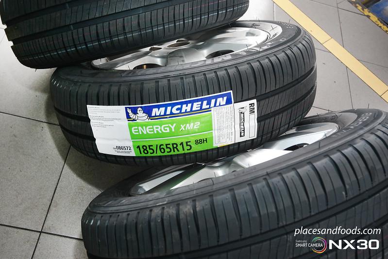 michelin energy xm2 tires