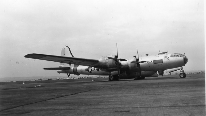 B-29-85  Air Sea Rescue  Roger Besecker photo