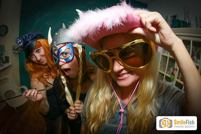 best photo booth for wedding reception